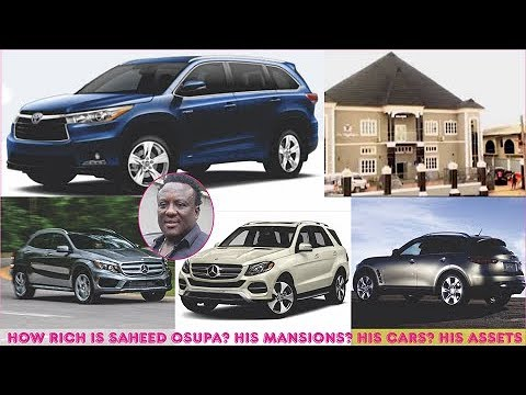 Image result for Osupa Saheed investment