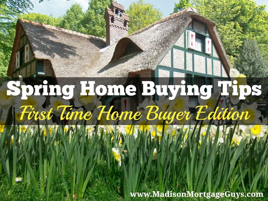 Best Spring Home Buying Tips